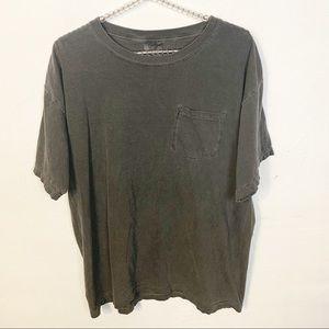 Comfort Colors l Grey Crew Neck T-shirt